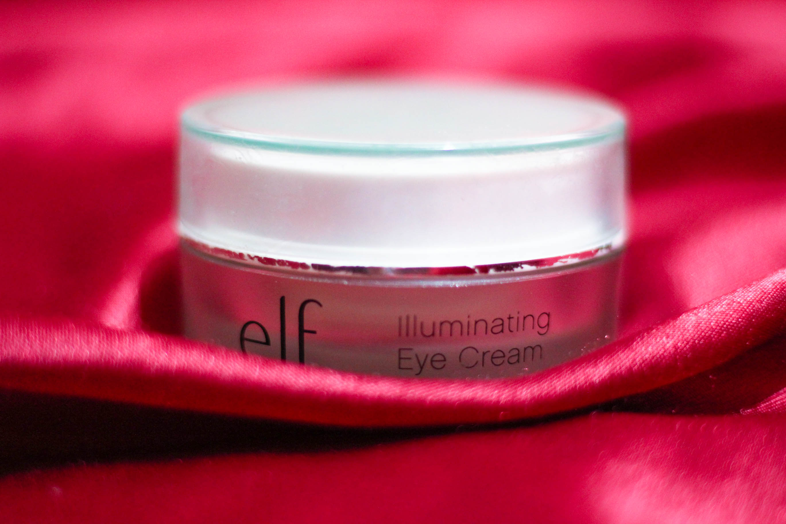 e.l.f. cosmetics Illuminating Eye Cream Review