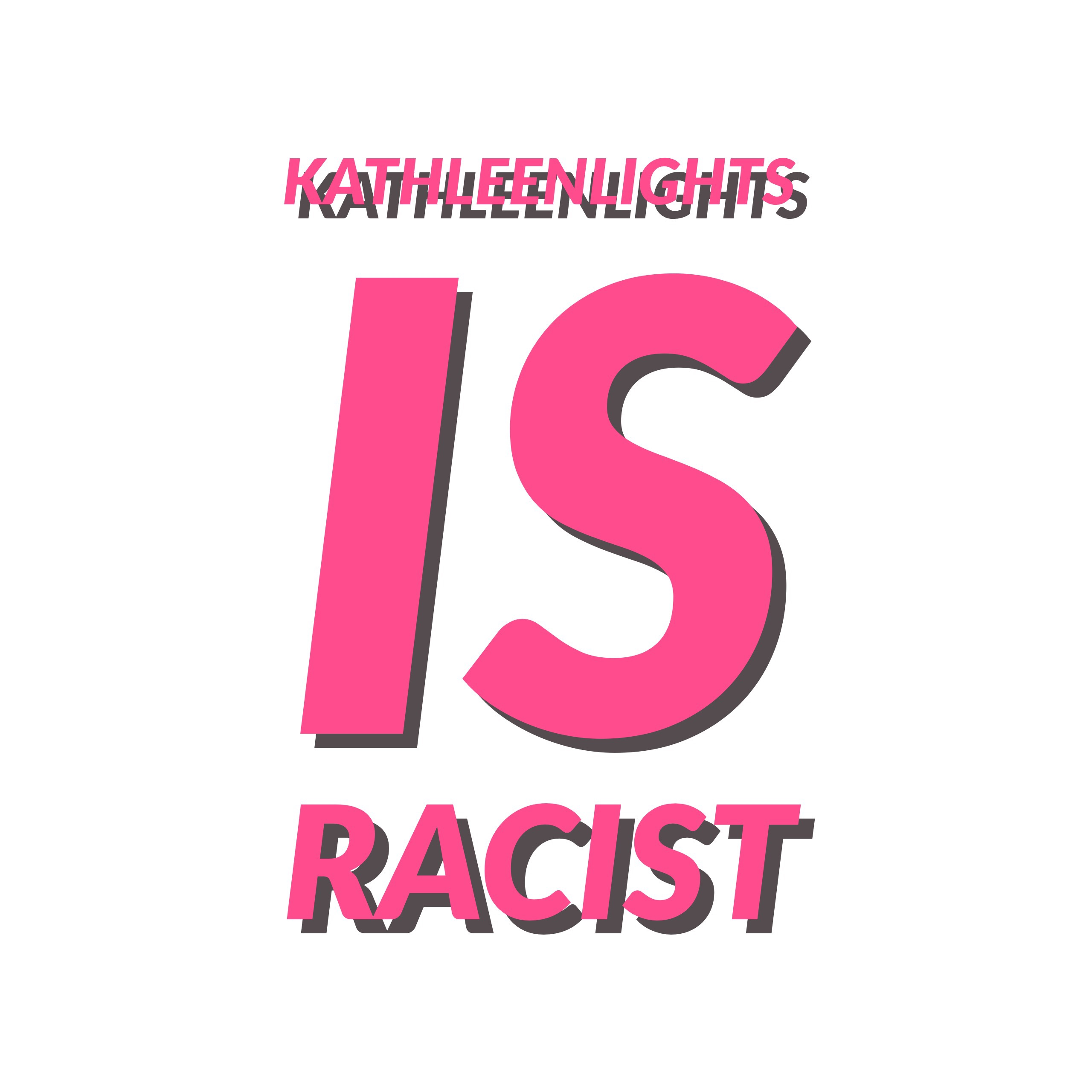 Racism in the Beauty Industry #1 | Kathleenlights is Racist