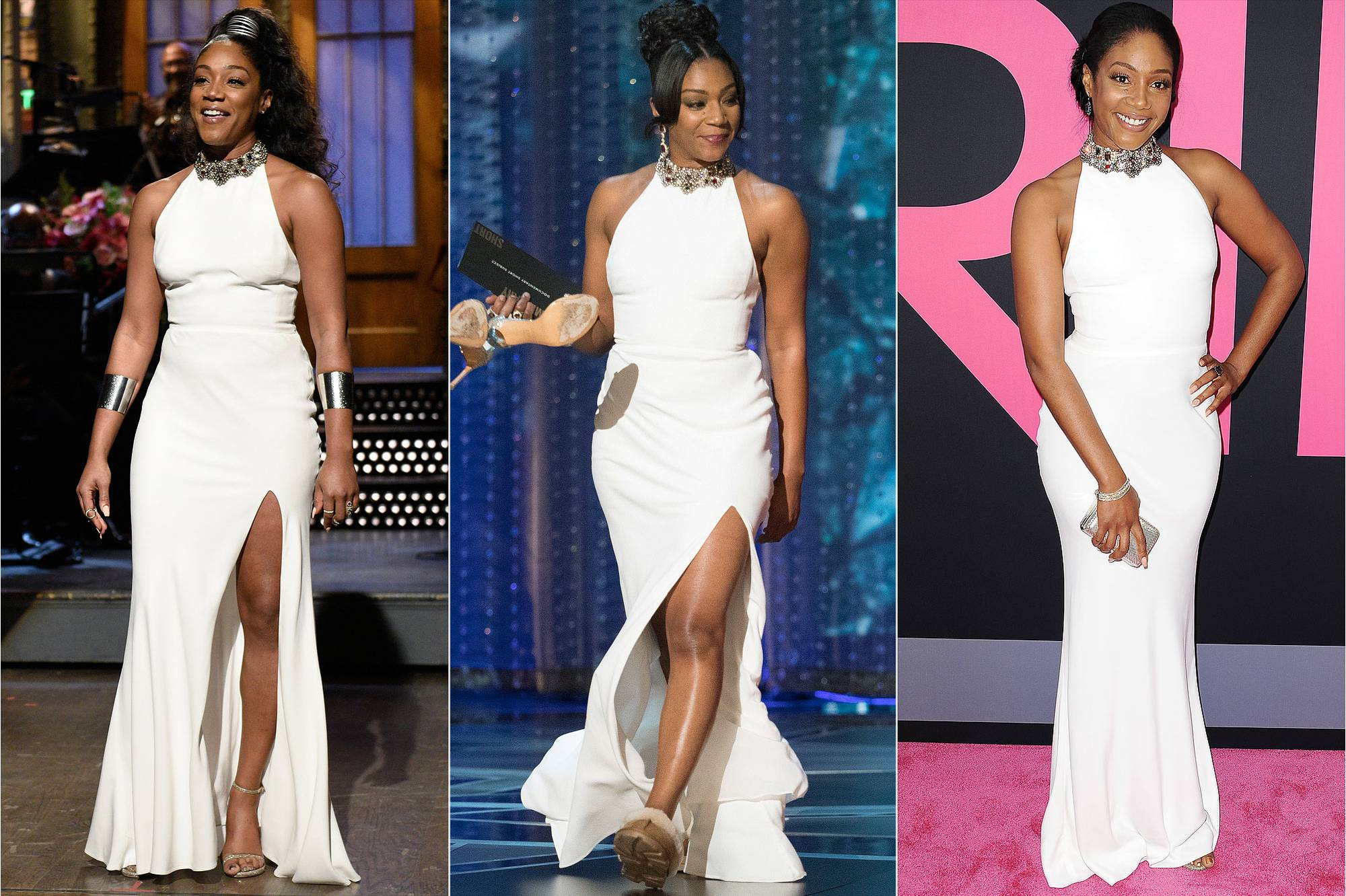 Tiffany Haddish Deserves All of the Awards for her Three-Peat